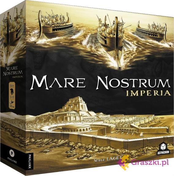 Mare Nostrum: Imperia | Phalanx (dostawa gratis)